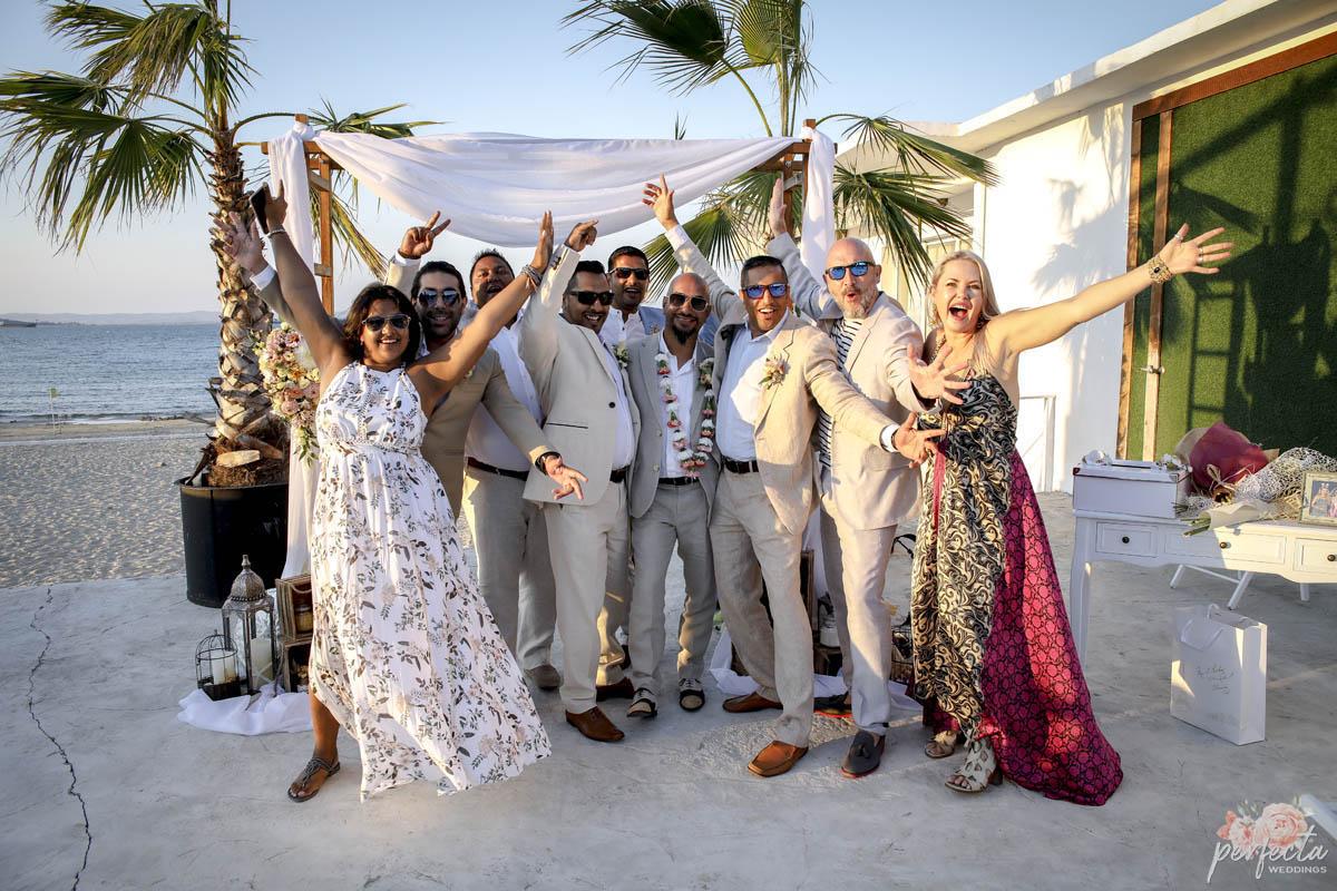 морска сватба, сватба на морето, сватба край брега, сватба бургас, сватба крайморие, изнесен ритуал на морето, сватба на открито, украса сватба. Сватбена Агенция Перфекта Бургас.