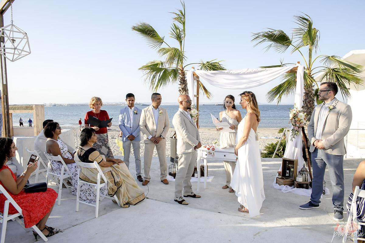 Изнесени ритуали на брега, ритуал на плажа, ритуал на морето, сватби Бургас, сватби Черноморие, 2020.